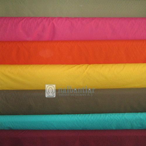 Pamuklu Kumaş Renkleri