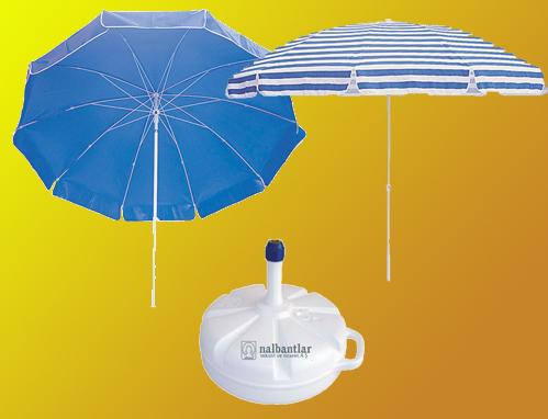 2 Şemsiye Alana Bir Bidon Bedava